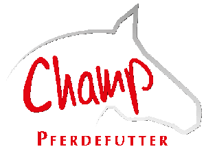 Champ Pferdefutter in der Datenbank von Opti-Ration