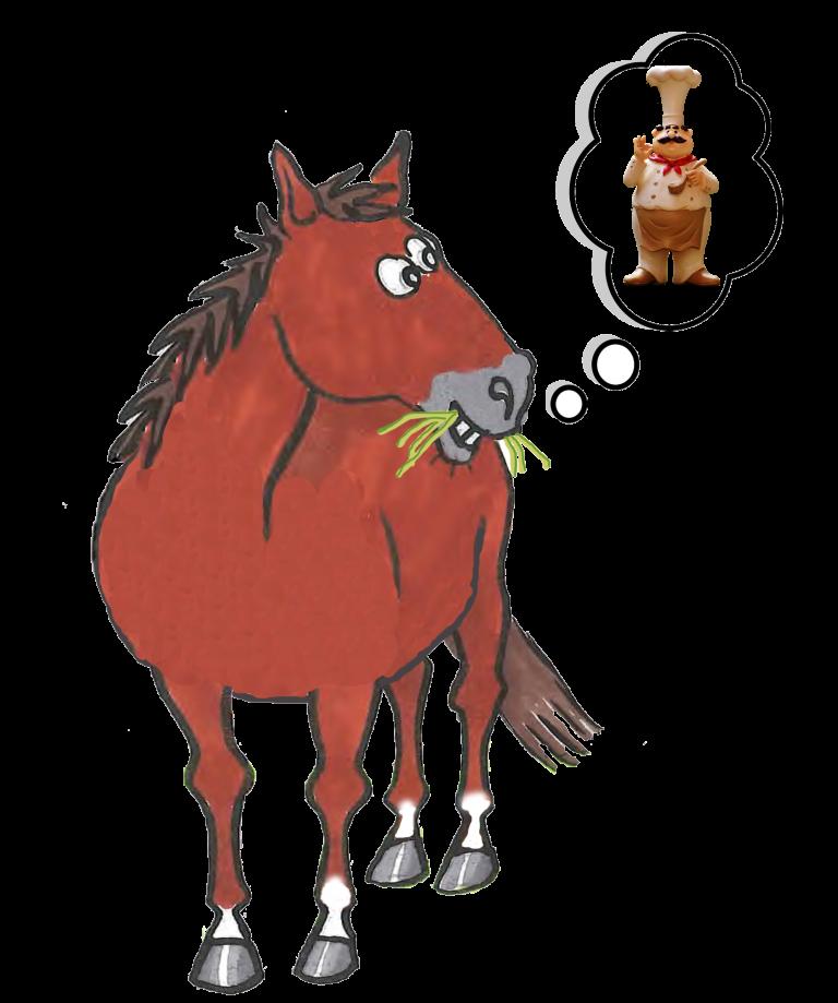 Pferd Feinschmecker