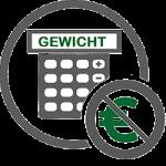 Icon Gewichtberechnung